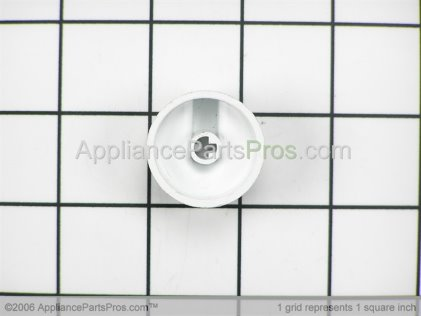 Bosch Knob, Vent Blower, White 00411386 from AppliancePartsPros.com