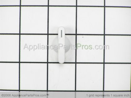 Bosch Knob, White, Cvs 414822 from AppliancePartsPros.com