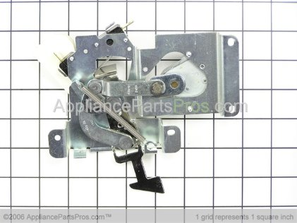 Bosch Latch Assembly 487674 from AppliancePartsPros.com