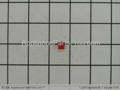 Bosch Lens Red Pilot Long 00189343 from AppliancePartsPros.com