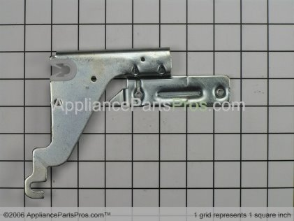 Bosch Lever Hinge, Right Side 00263119 from AppliancePartsPros.com