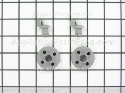 Bosch Lower Dishrack Roller Set 00066320 from AppliancePartsPros.com