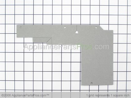 Bosch Magnetron Shroud, Right 486864 from AppliancePartsPros.com