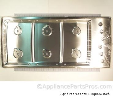 Bosch Maintop Assembly SGCS456R S/s 00143108 from AppliancePartsPros.com