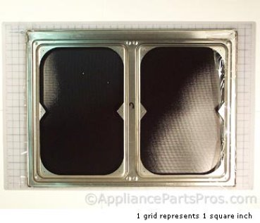 Bosch Maintop Ceran Assembly Ref/res S/s 00142674 from AppliancePartsPros.com