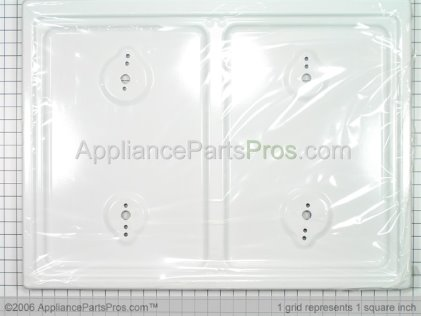 Bosch Maintop, Gas, White Fssi Range 142415 from AppliancePartsPros.com