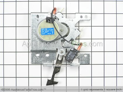 Bosch Mechanical Latch Lock Assembly 489102 from AppliancePartsPros.com