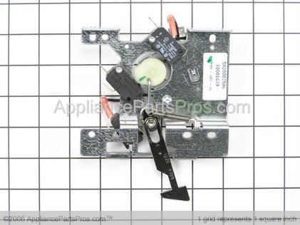 Bosch Mechanical Latch Lock Assembly 00489102 from AppliancePartsPros.com