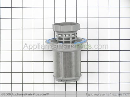 Bosch Micro Filter Basket Assembly 615079 from AppliancePartsPros.com