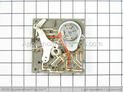 Bosch Motor & Module Assembly 487777 from AppliancePartsPros.com