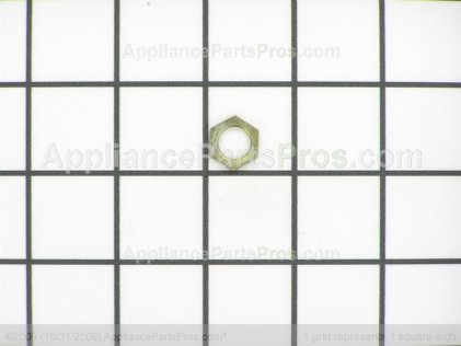 Bosch Nut, M10 X 1 00189814 from AppliancePartsPros.com