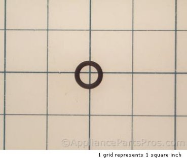 Bosch O-Ring, 11MM ID/3MM Thk 00414836 from AppliancePartsPros.com