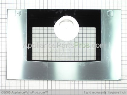 Bosch Outer Door (glass), Ss Trim, Hbl 755/765 239421 from AppliancePartsPros.com