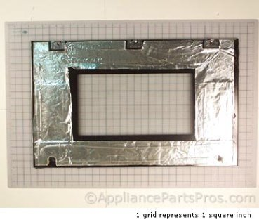Bosch Outer Door, Ss, HBL5/6 00470974 from AppliancePartsPros.com