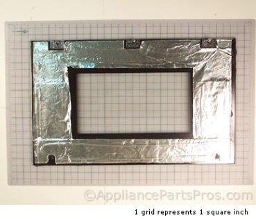 Bosch Outer Door, Ss, HBL5/6 00470974 from AppliancePartsPros.com