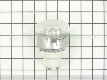 Bosch Ovn Lamp Rcep & Lens Assembly 414514 from AppliancePartsPros.com
