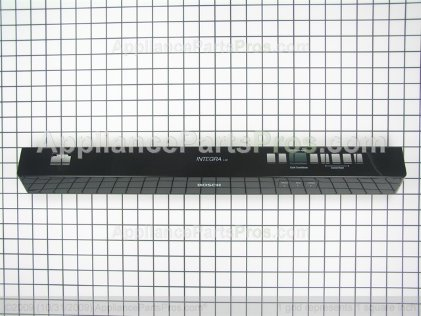 Bosch Panel, Front 00184599 from AppliancePartsPros.com