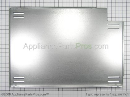 Bosch Panel-Side 00471897 from AppliancePartsPros.com