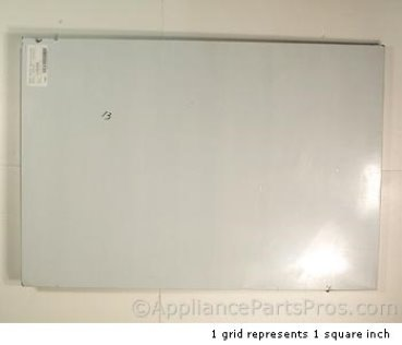 "Bosch Panel, Side Lt 30"" 143189 from AppliancePartsPros.com"