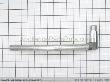 "Bosch Pipe, Burner ""b"" 00484439 from AppliancePartsPros.com"