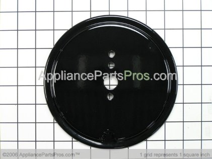 "Bosch Plate ""b"" Burner Blk W/ 414771 from AppliancePartsPros.com"