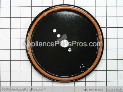 "Bosch Plate ""b"" Burner Blk W/ 414771 from AppliancePartsPros.com"