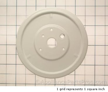 "Bosch Plate, Burner ""c"" (large) 486685 from AppliancePartsPros.com"