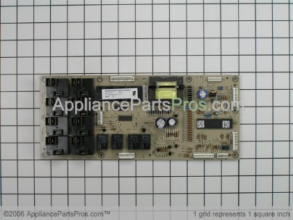 Bosch Power Board, Double Ovens 00489259 from AppliancePartsPros.com
