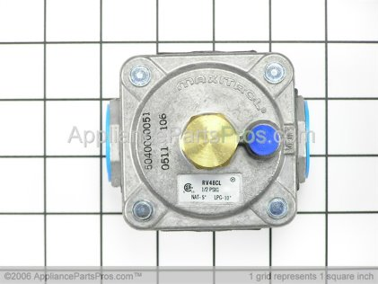 Bosch Pressure Regulator, 3/4 In. 00488362 from AppliancePartsPros.com