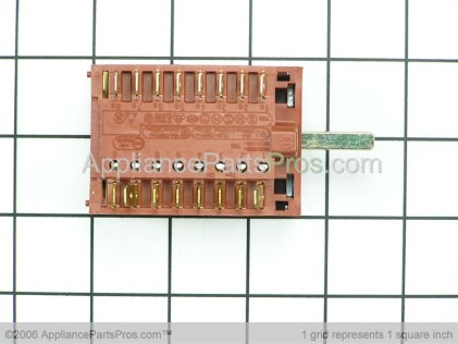 Bosch Program Selector, Con 421027 from AppliancePartsPros.com