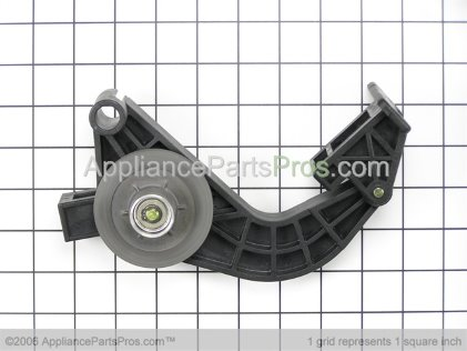 Bosch Pulley Assembly, Wta 3500/WTL 5400 00481698 from AppliancePartsPros.com