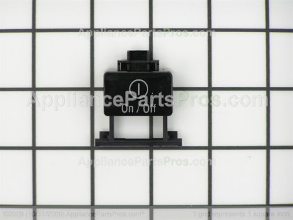 Bosch Push Button, P & S 00184590 from AppliancePartsPros.com