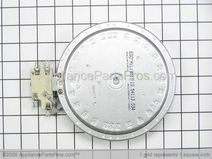 Bosch Radiant Heating Element, 1200W, 145MM, Ck 062/260 00289561 from AppliancePartsPros.com