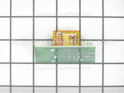 Bosch Relay Board, Hbl/hbn 7 489277 from AppliancePartsPros.com
