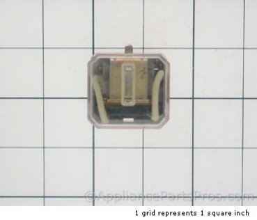 Bosch Relay-Cover 00412771 from AppliancePartsPros.com