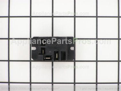 Bosch Relay, Dblack, Line Break 189920 from AppliancePartsPros.com