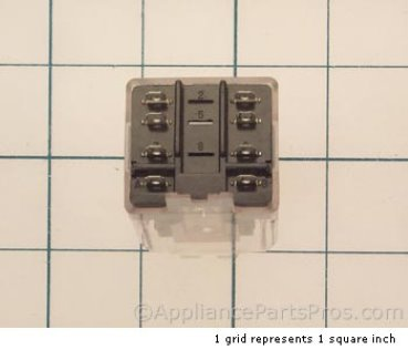 Bosch Relay, Power 3PDT (door Lock) 415040 from AppliancePartsPros.com