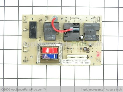 Bosch Relay, Power 00487602 from AppliancePartsPros.com