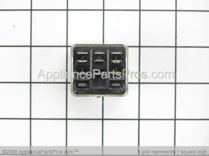 Bosch Relay, Timer 00415227 from AppliancePartsPros.com