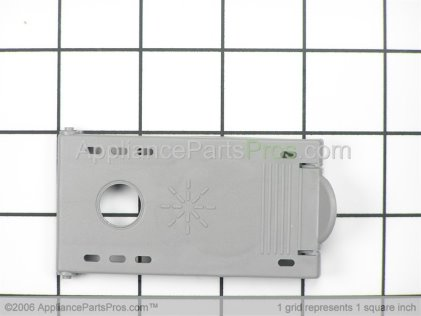 Bosch Rinse Aid Door (with Gasket) 00166623 from AppliancePartsPros.com