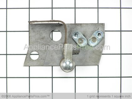 Bosch Roller, Hinge Lf (r/a) 485346 from AppliancePartsPros.com
