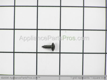 Bosch Screw, 8X1/2 Oh Tr A Blk Chrmt 00413453 from AppliancePartsPros.com