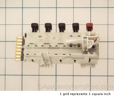 Bosch Selector Switch 261628 from AppliancePartsPros.com