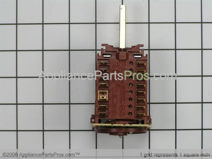 Bosch Selector Switch 00412912 from AppliancePartsPros.com