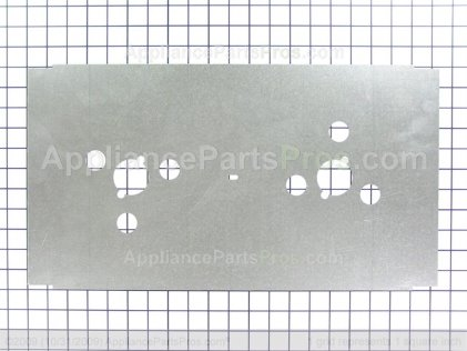 Bosch Shield, Heat-Spill Tray 00487224 from AppliancePartsPros.com
