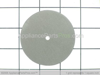 Bosch Simmer Disk Burner (a) Anodized 00414386 from AppliancePartsPros.com