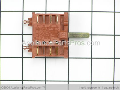Bosch Switch 00421017 from AppliancePartsPros.com