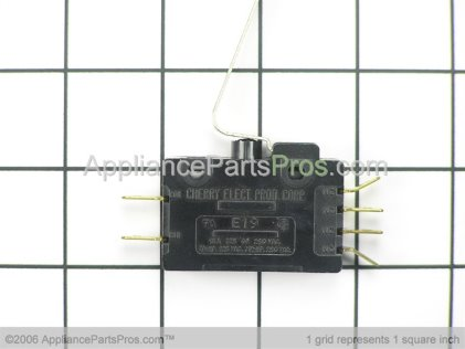 Bosch Switch, Control 00415253 from AppliancePartsPros.com