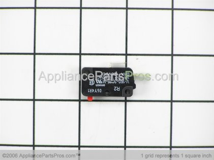 Bosch Switch, Micro 00415824 from AppliancePartsPros.com
