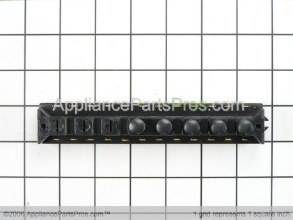 Bosch Switch, Selector 5-Pushbutton (MCB265) 414489 from AppliancePartsPros.com